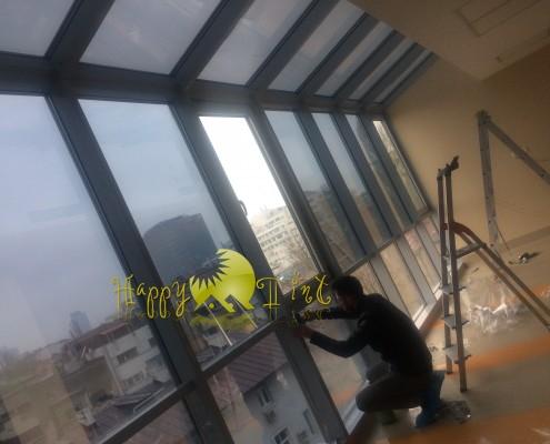 Folie Solara 05% transparenta